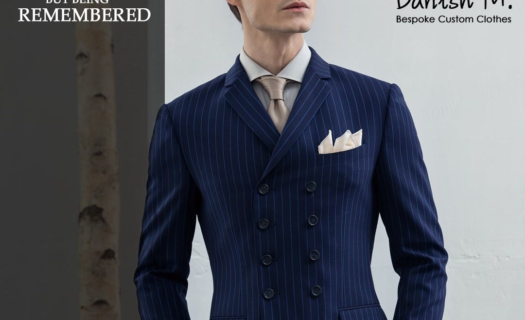 BESPOKE: MAKING STYLISH CLOTHES TO SUIT YOUR PERSONALITY